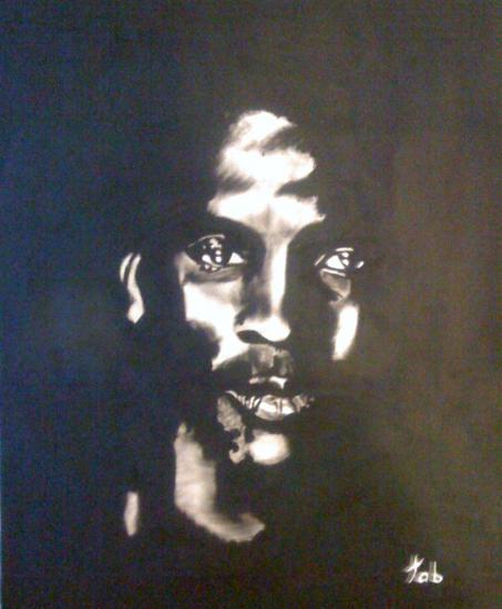 Michael Jordan by zikenstock